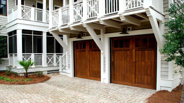 Types Of Roll-Up Garage Doors