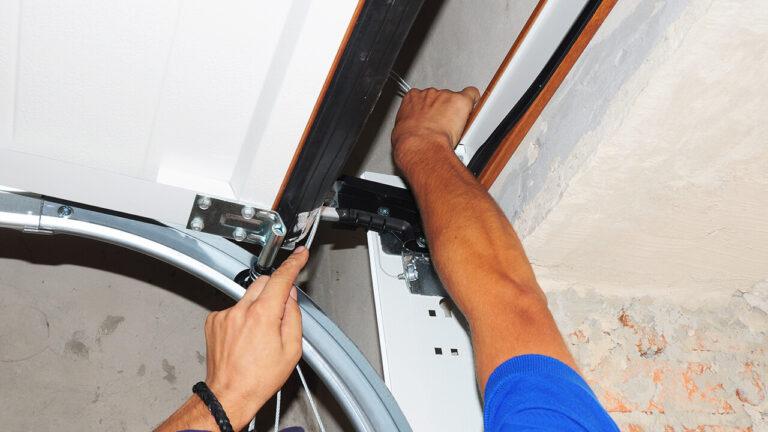 Garage Door Maintenance Checklist